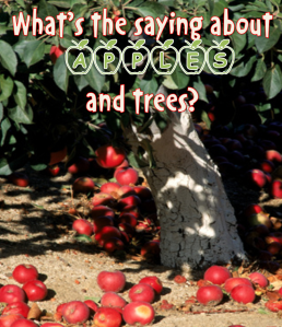 The Apple Doesn't Fall Far from the Tree – Is Your Tree Tainted?
